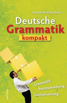 Ines Balcik: Deutsche Grammatik Kompakt, Buch