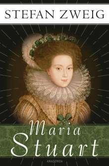 Stefan Zweig: Maria Stuart, Buch