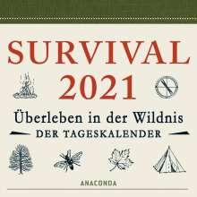 Dave Canterbury: Survival Kalender 2021, Kalender