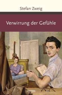 Stefan Zweig: Verwirrung der Gefühle, Buch