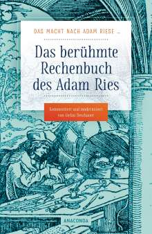 Stefan Deschauer: Das macht nach Adam Riese, Buch