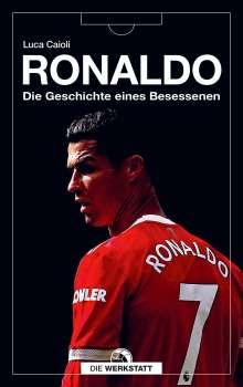 Luca Caioli: Ronaldo, Buch