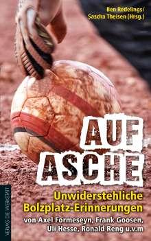 Frank Goosen: Auf Asche, Buch
