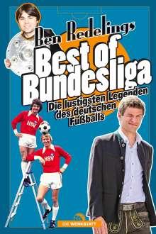 Ben Redelings: Best of Bundesliga, Buch