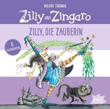 Zilly und Zingaro-Zilly,die Zauberin, CD