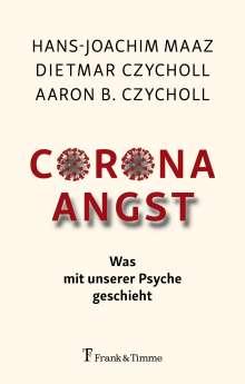Hans-Joachim Maaz: Corona - Angst, Buch