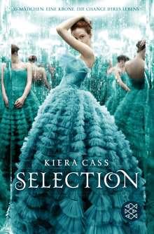 Kiera Cass: Selection 01, Buch