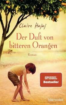 Claire Hajaj: Der Duft von bitteren Orangen, Buch