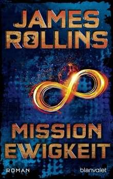 James Rollins: Mission Ewigkeit, Buch