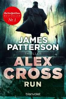 James Patterson: Alex Cross - Run, Buch