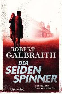 Robert Galbraith: Der Seidenspinner, Buch