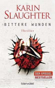 Karin Slaughter: Bittere Wunden, Buch