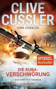 Clive Cussler: Die Kuba-Verschwörung, Buch