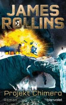 James Rollins: Projekt Chimera, Buch