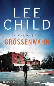 Lee Child: Größenwahn, Buch