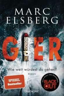 Marc Elsberg: GIER - Wie weit würdest du gehen?, Buch