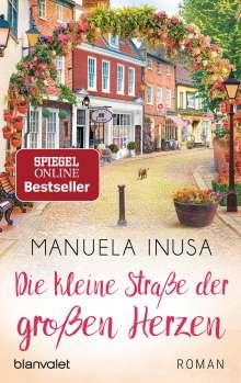 Manuela Inusa: Die kleine Straße der großen Herzen, Buch