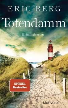 Eric Berg: Totendamm, Buch