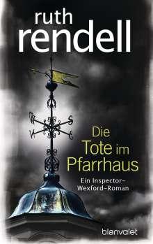 Ruth Rendell: Die Tote im Pfarrhaus, Buch