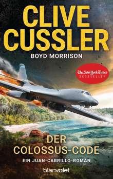 Clive Cussler: Der Colossus-Code, Buch