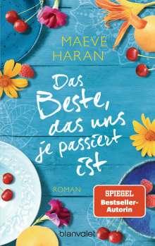 Maeve Haran: Das Beste, das uns je passiert ist, Buch