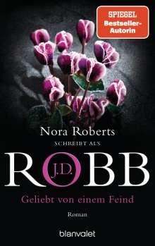 J. D. Robb: Geliebt von einem Feind, Buch