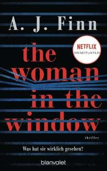 A. J. Finn: The Woman in the Window - Was hat sie wirklich gesehen?, Buch