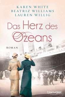 Karen White: Das Herz des Ozeans, Buch