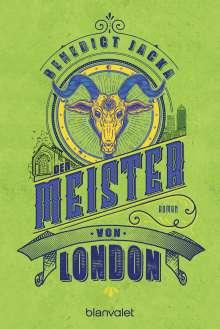 Benedict Jacka: Der Meister von London, Buch