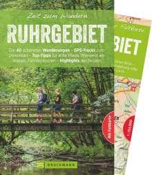 Silke Büttner: Zeit zum Wandern Ruhrgebiet, Buch