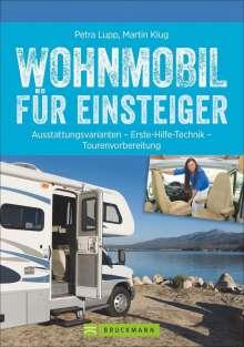 Petra Lupp: Wohnmobil für Einsteiger, Buch