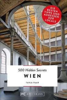 Tanja Paar: 500 Hidden Secrets Wien, Buch