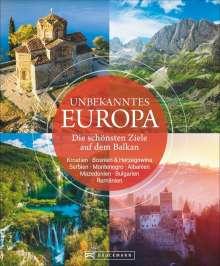 Heide Marie Karin Geiss: Unbekanntes Europa, Buch