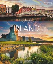 Jörg Berghoff: Highlights Irland, Buch