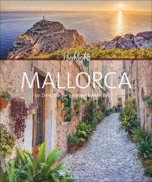 Lothar Schmidt: Highlights Mallorca, Buch