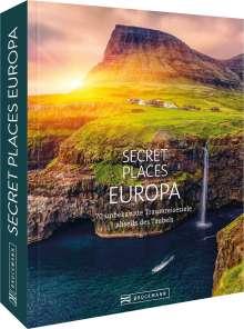 Margit Kohl: Secret Places Europa, Buch