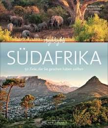 Roland F. Karl: Highlights Südafrika, Buch