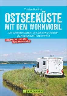 Torsten Berning: Ostseeküste mit dem Wohnmobil, Buch