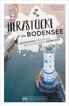 Alexander Pohle: Herzstücke am Bodensee, Buch