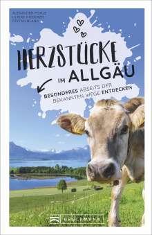 Alexander Pohle: Herzstücke im Allgäu, Buch