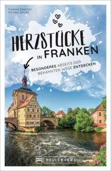 Thomas Starost: Herzstücke in Franken, Buch