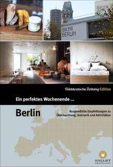 Nicola Bramigk: Ein perfektes Wochenende ... Berlin, Buch