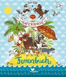 Suza Kolb: Mein Haferhorde Ferienbuch, Buch