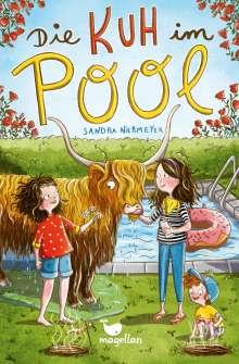 Sandra Niermeyer: Die Kuh im Pool, Buch