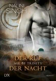 Nalini Singh: Age of Trinity - Der Ruf der Nacht, Buch