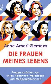 Anne Ameri-Siemens: Die Frauen meines Lebens, Buch