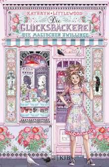 Kathryn Littlewood: Die Glücksbäckerei - Die magischen Zwillinge, Buch