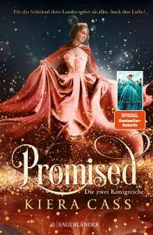 Kiera Cass: Promised 2 - Die zwei Königreiche, Buch