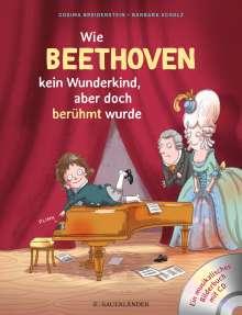 Cosima Breidenstein: Abenteuer Klassik Wie Beethoven kein Wunderkind, aber doch berühmt wurde, Buch