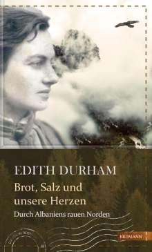 Edith Durham: Brot, Salz und unsere Herzen, Buch
